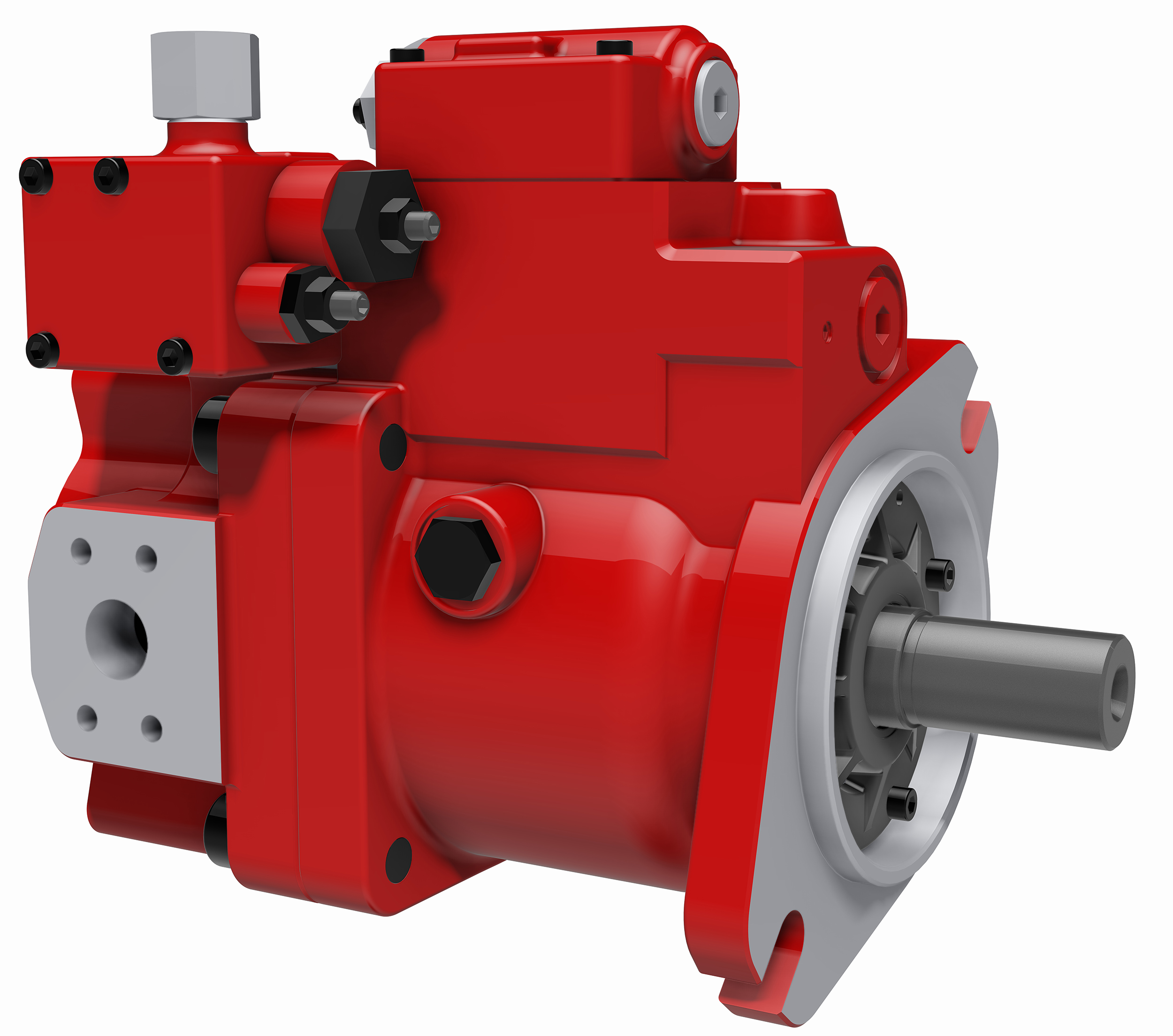 Kawasaki Hydraulic Pumps Motors